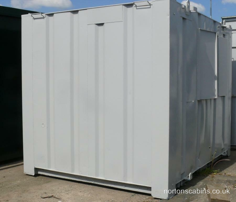 Refurbished Cabins £2,500 +VAT