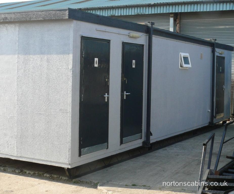 Toilet Blocks Refurbished SOLD