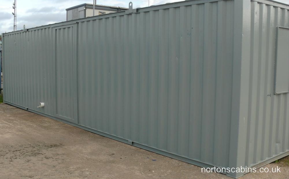 Refurbished Cabins £6,950 +VAT