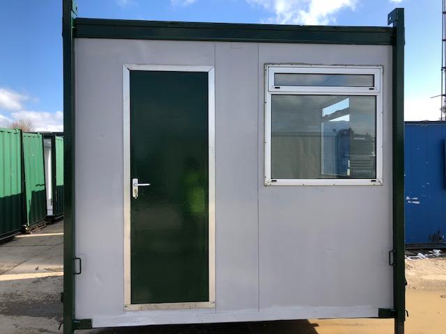 9ft10 x 9ft5 office Ref: Nor206 Refurbished Cabins £2,500 +VAT