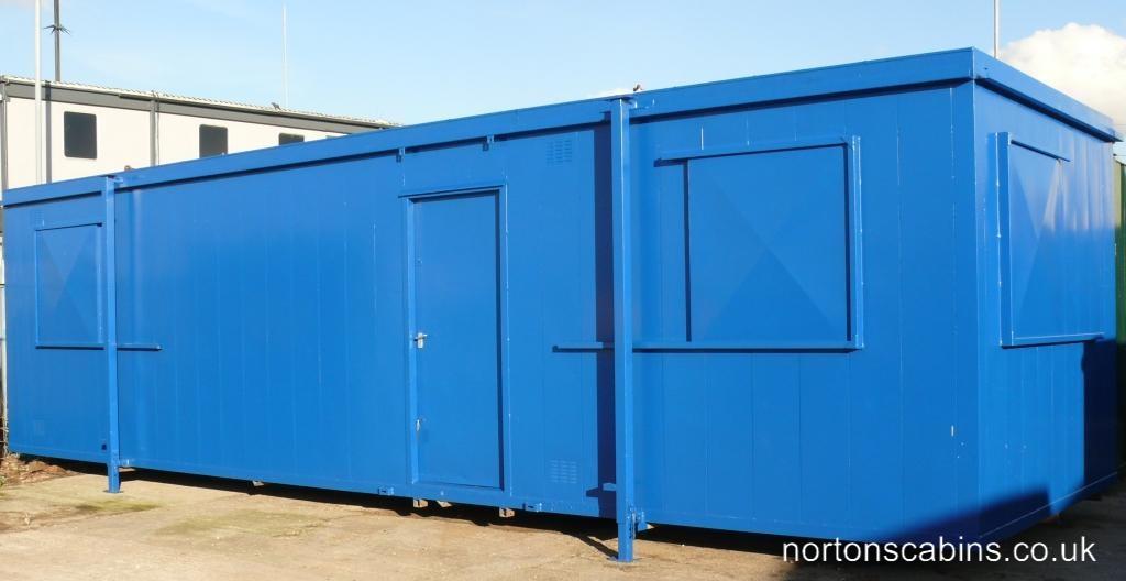 Refurbished Cabins £5,500 +VAT