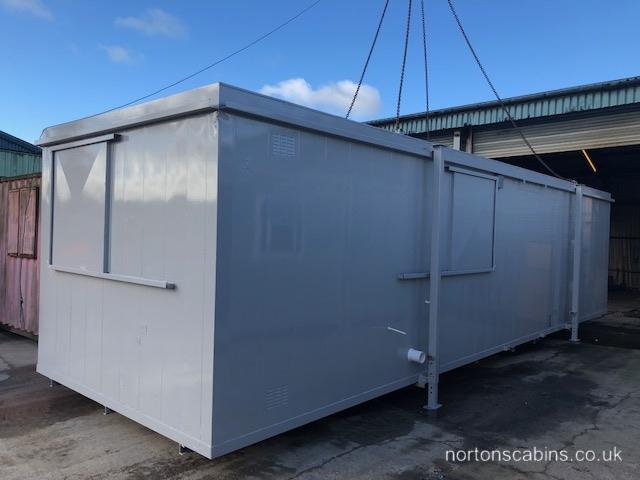 Refurbished Cabins £6,450 +VAT