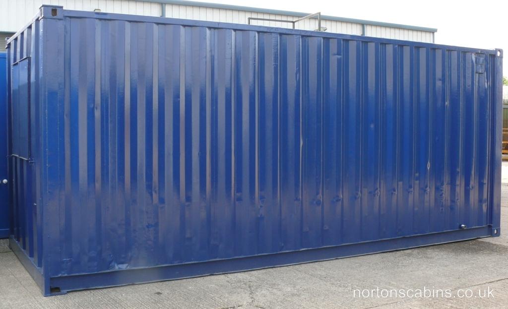 Refurbished Cabins £4,000 +VAT