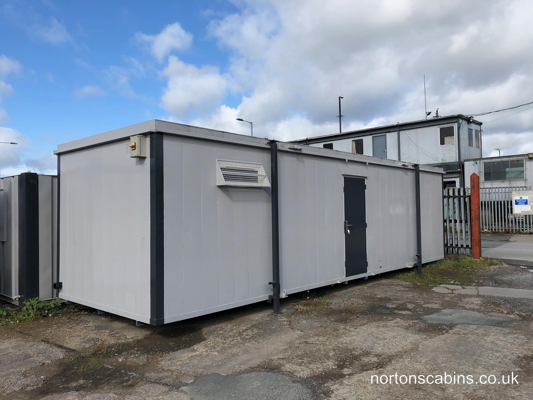 Refurbished Cabins £5,950 +VAT