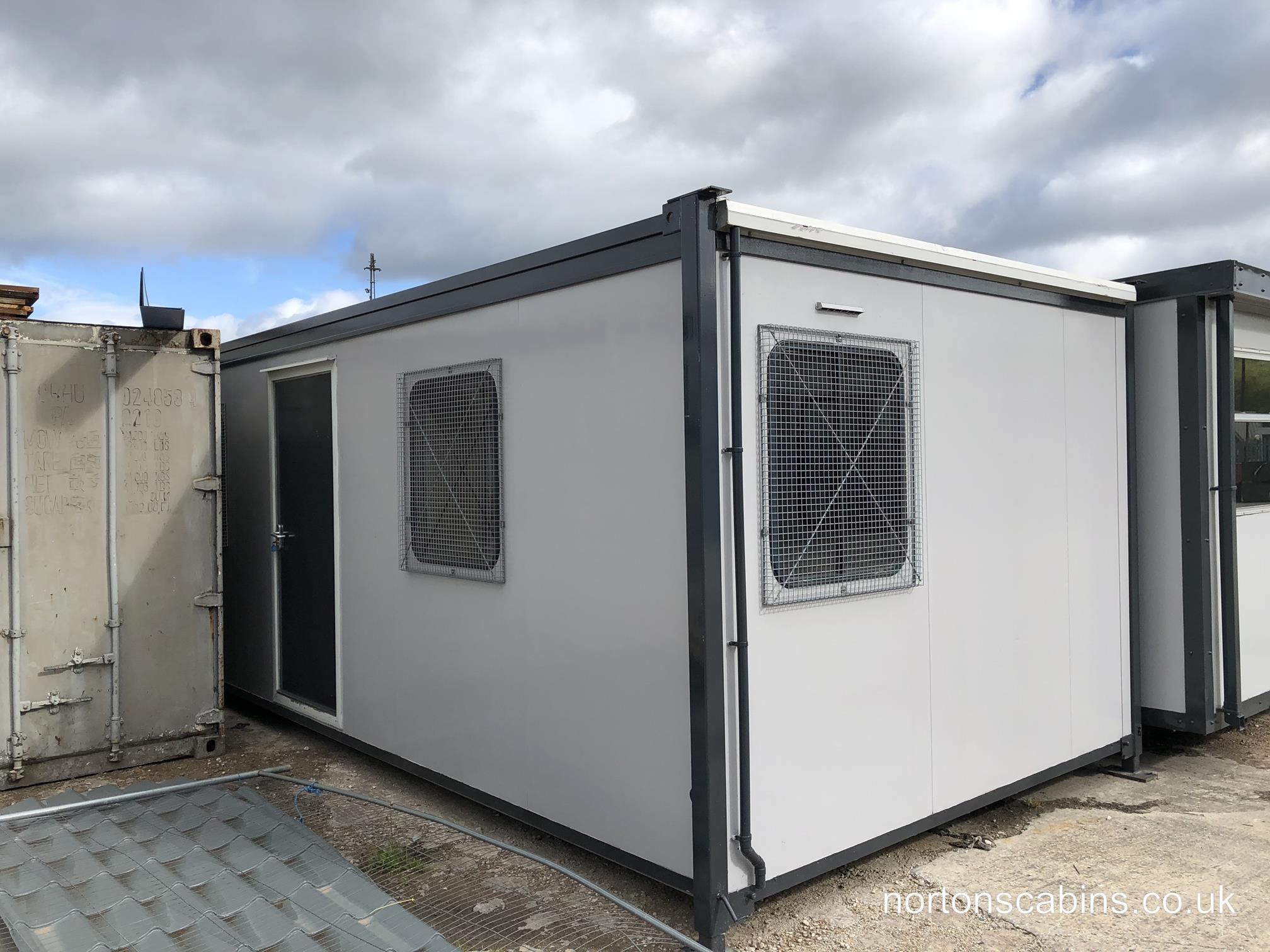 Refurbished Cabins £5,250 +VAT