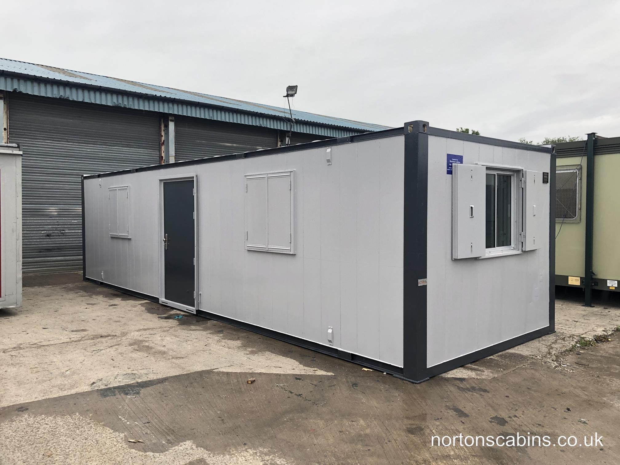 Refurbished Cabins £4,800 +VAT