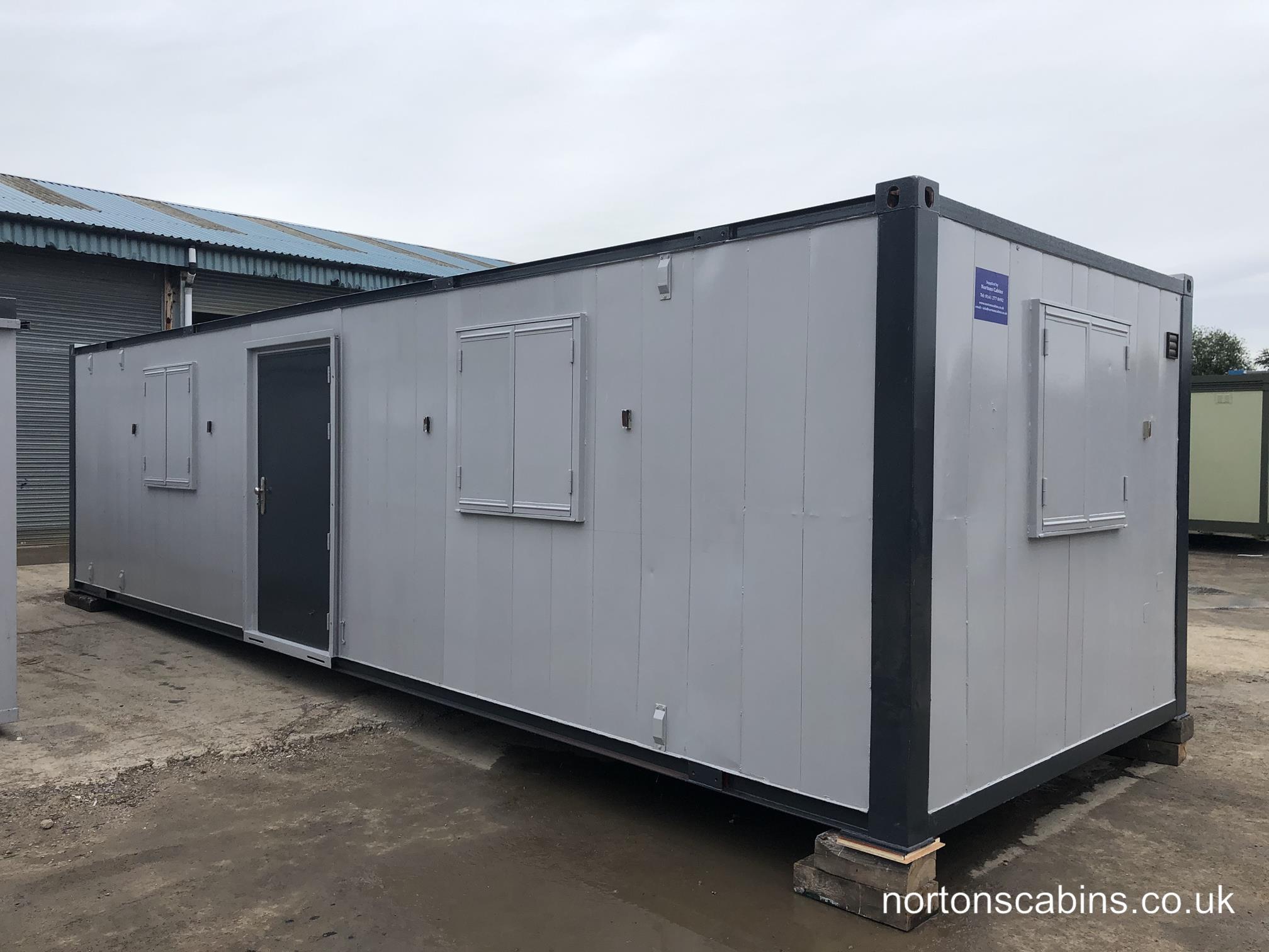 Refurbished Cabins £5,400 +VAT