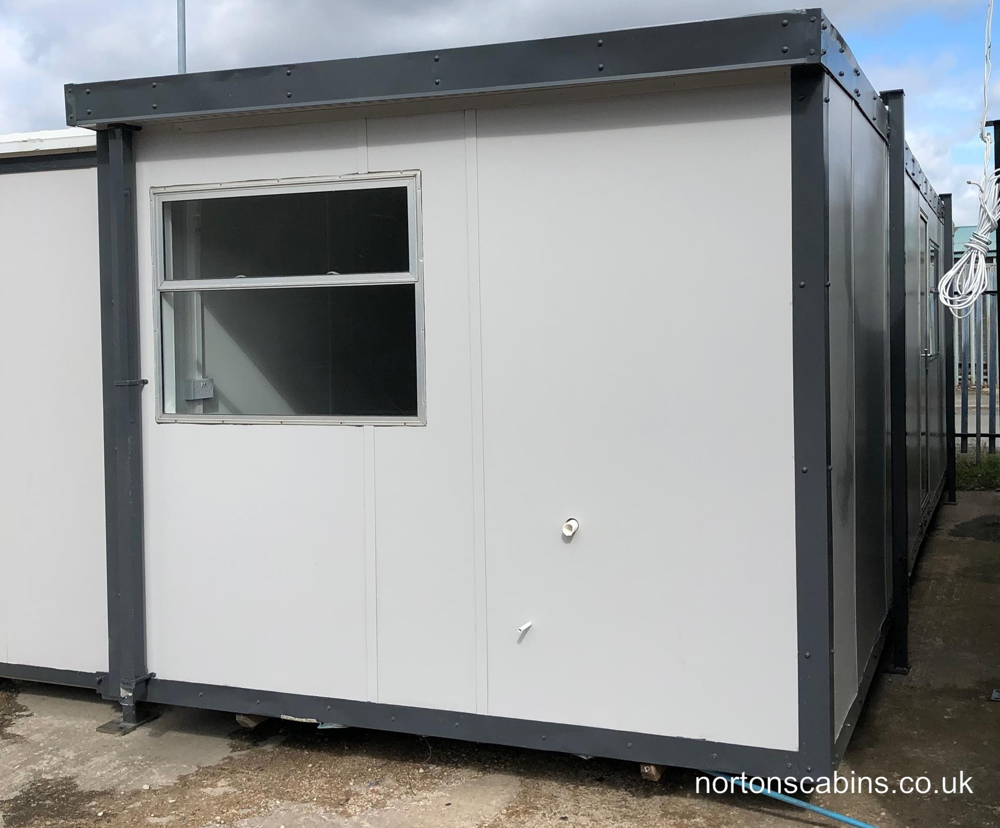 Office cabins Refurbished