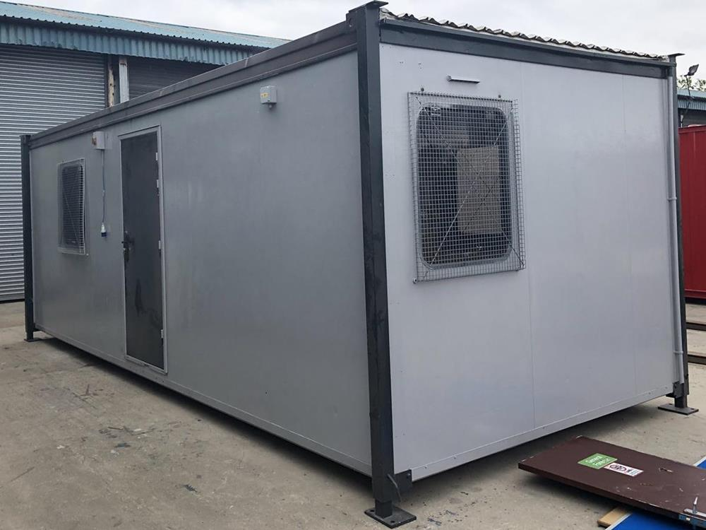 refurbished portable cabins